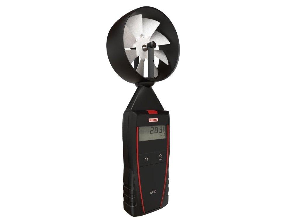 Digitálny anemometer KIMO LV50