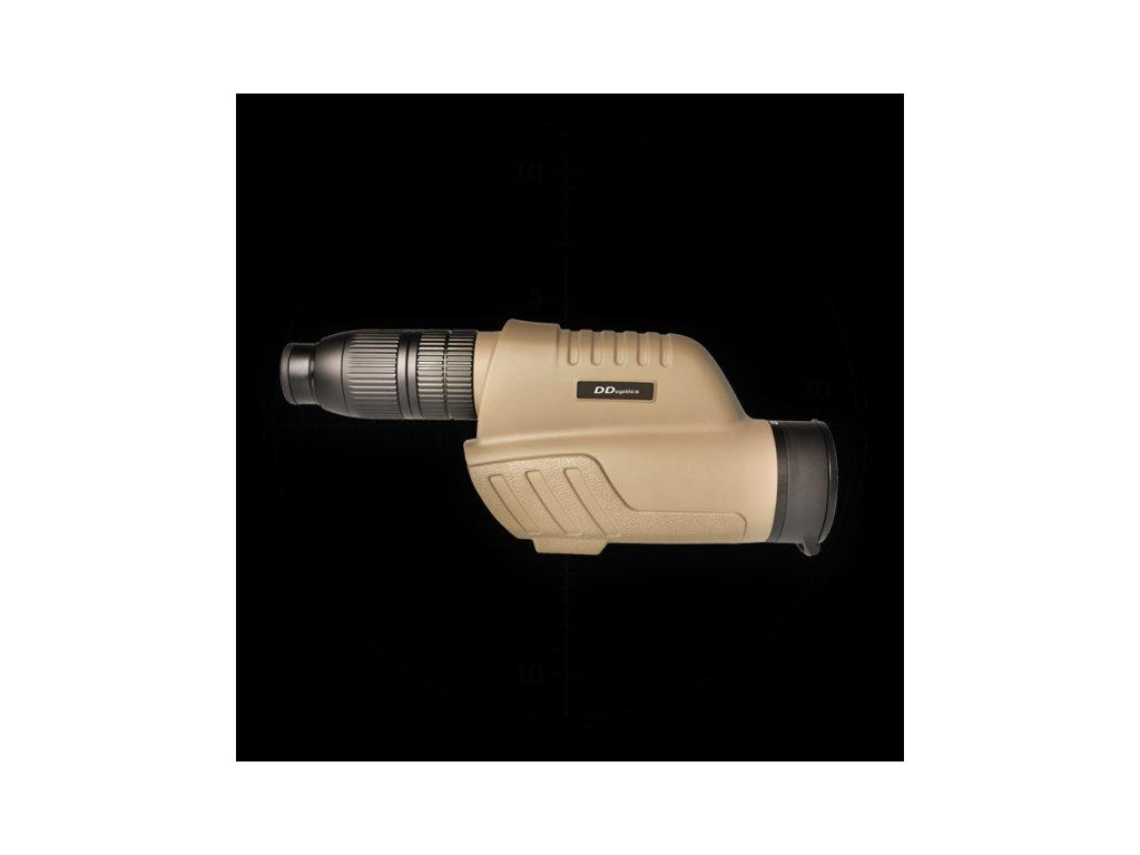 DDoptics Tactical Spektiv Milspec 12-36x60 FFP
