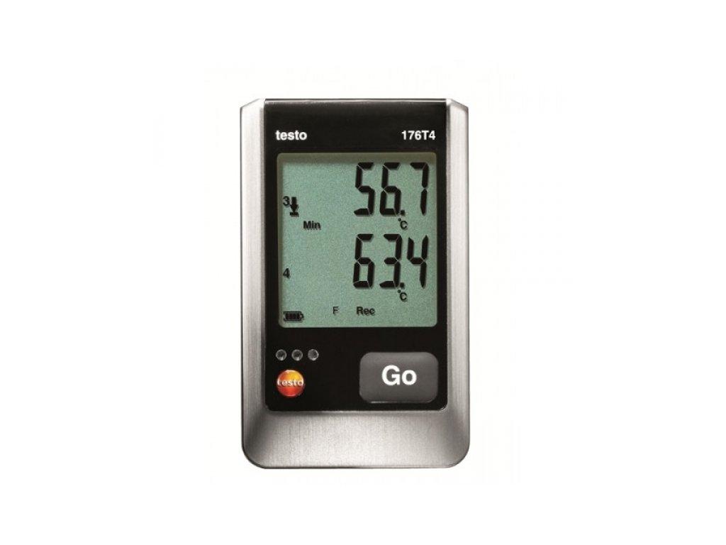 testo 176 T4 - 4 kanálový záznamník teploty