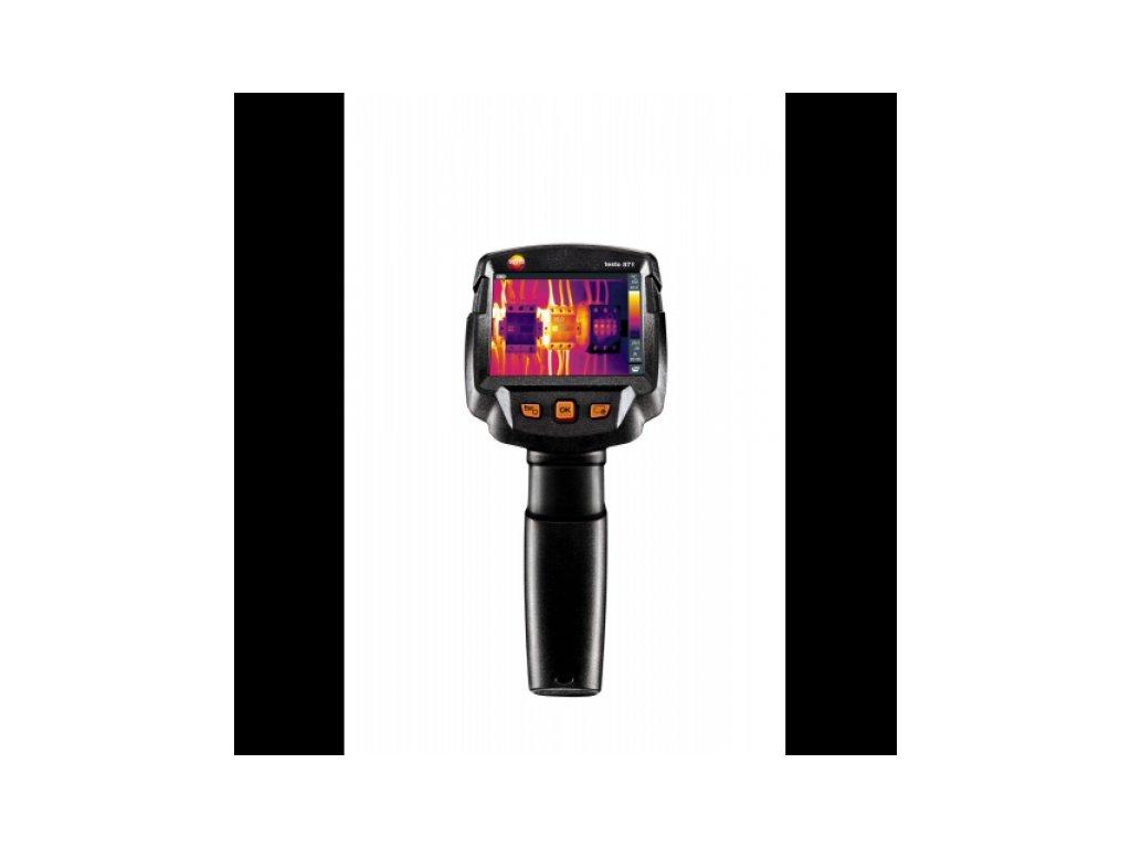 Testo 871 termografická kamera