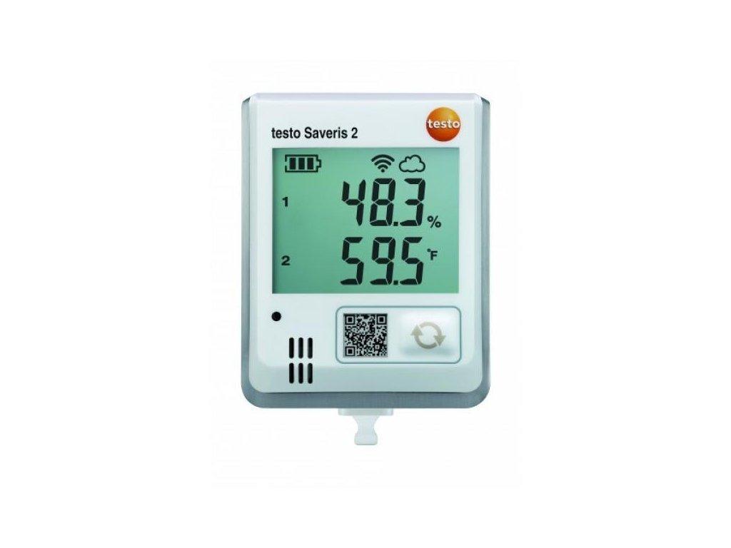 WiFi záznamník teploty a vlhkosti Saveris 2 - H1