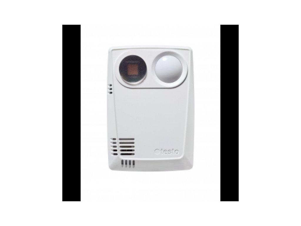 Testo 160 THL - Wifi záznamník s integrovanými snímačmi teploty, vlhkosti, lux a UV žiarenia