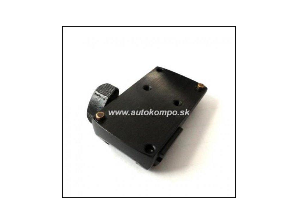 Montáž na kolimátor Docter Sight - ČZ 550 (19,5mm)
