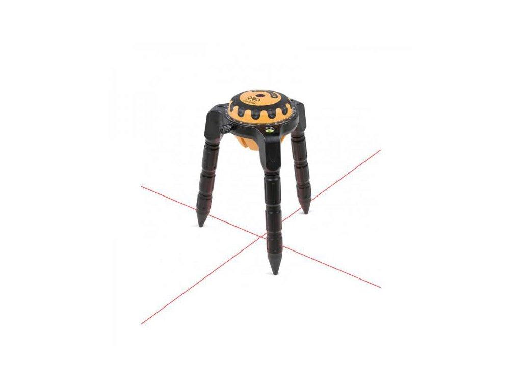 Podlahový krížový laser GeoSpider