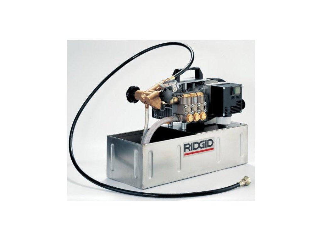 RIDGID Elektrická skúšobná pumpa, model 1460-E