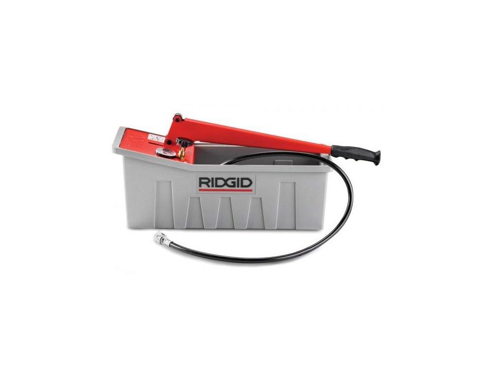 RIDGID Ručná skúšobná pumpa, model 1450