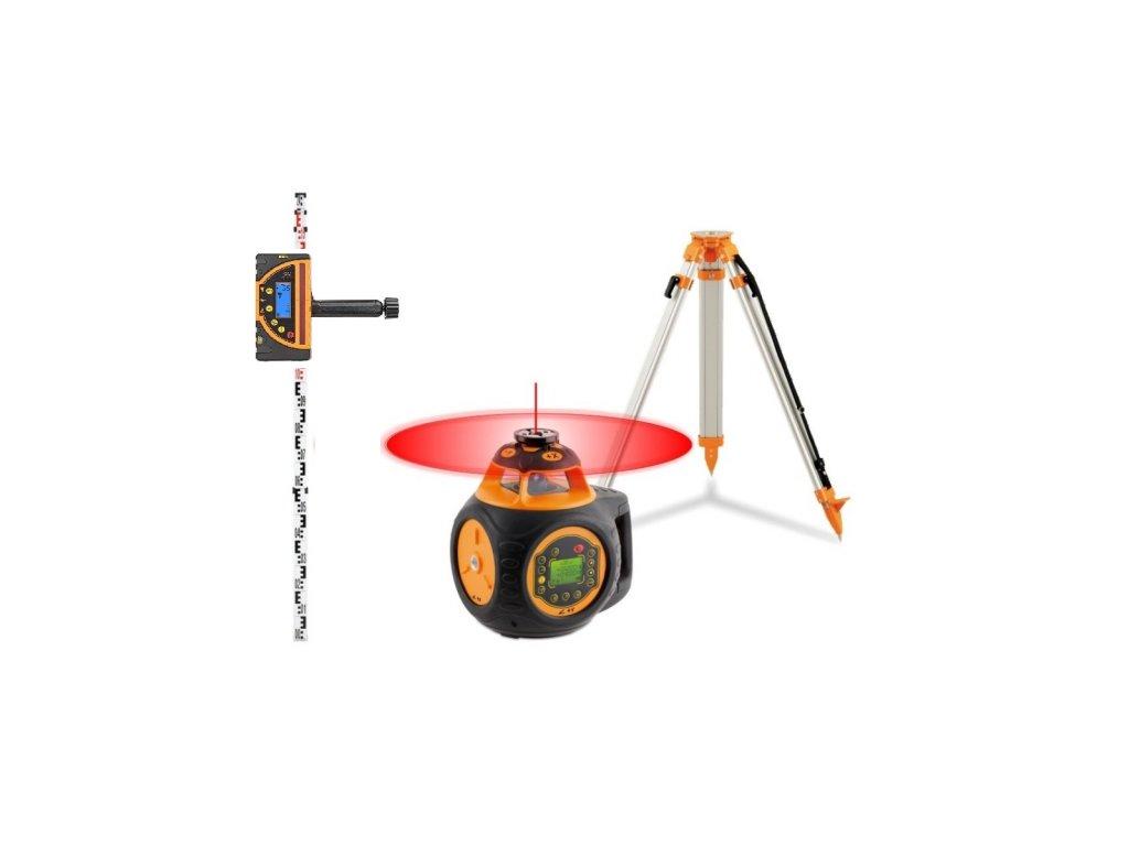 Geofennel FL 505 HV-G set s digitálnym prijímačom