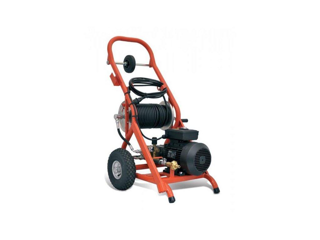 RIDGID KJ-1590 II Elektrická tlaková vodná čistička pre potrubia 32-150 mm