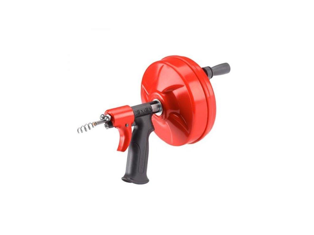 RIDGID Power Spin Ručná čistička s automatickým posuvom špirály AUTOFEED