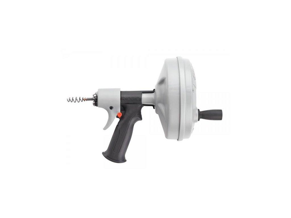 RIDGID Kwik-Spin Ručná čistička s autoposuvom AUTOFEED