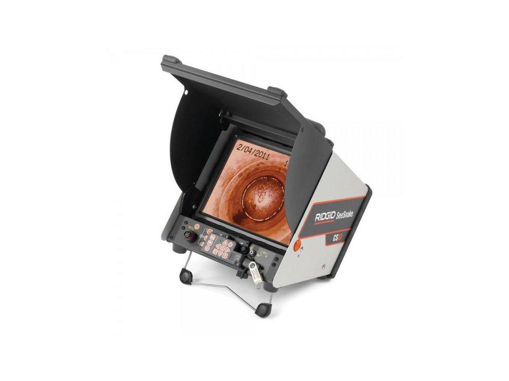 RIDGID Monitor C10 , 7,17 kg s 2 akumulátormi a nabíjačkou