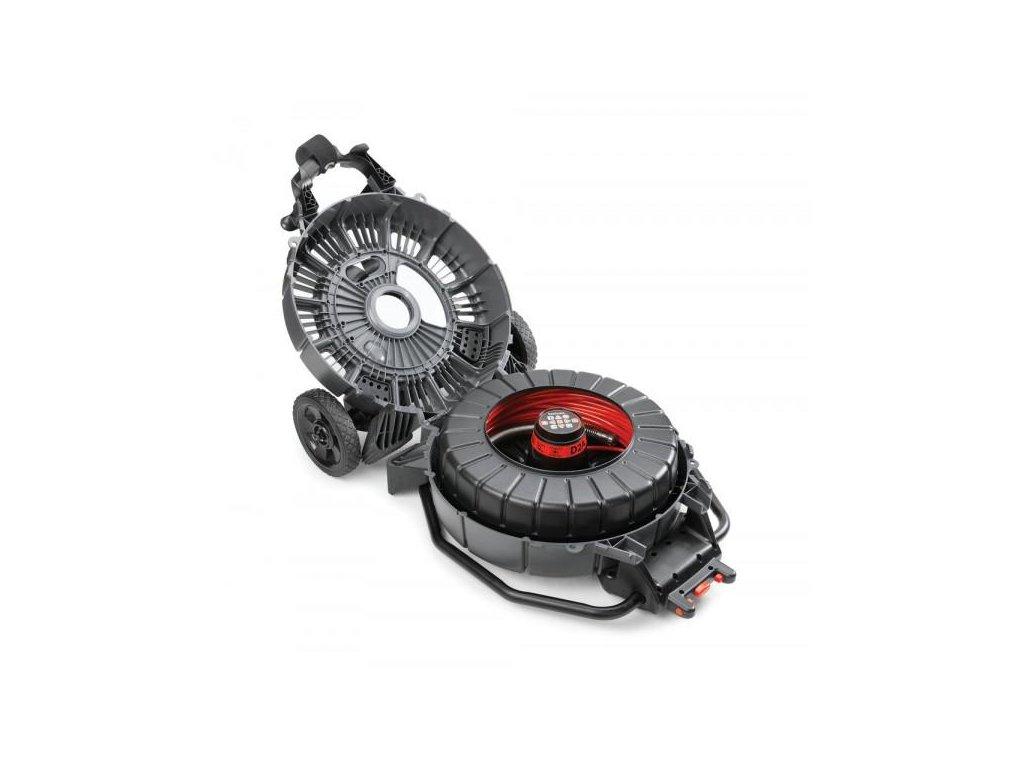 RIDGID - SEESNAKE MAX KAMERA RM200 S MONITOROM CS6 NA POTRUBIA DO 200MM