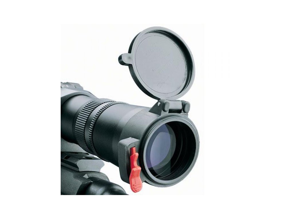 Krytka na okulár puškohľadu - Flip Open (45,7mm)