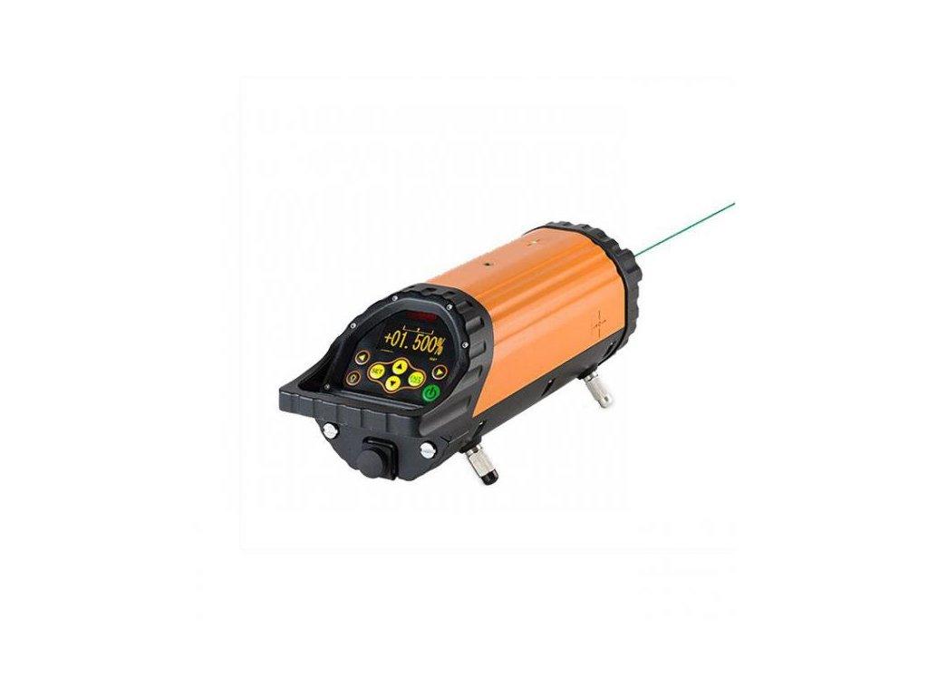 Potrubný laser GeoFennel FKL 55 GREEN s kompletnou výbavou