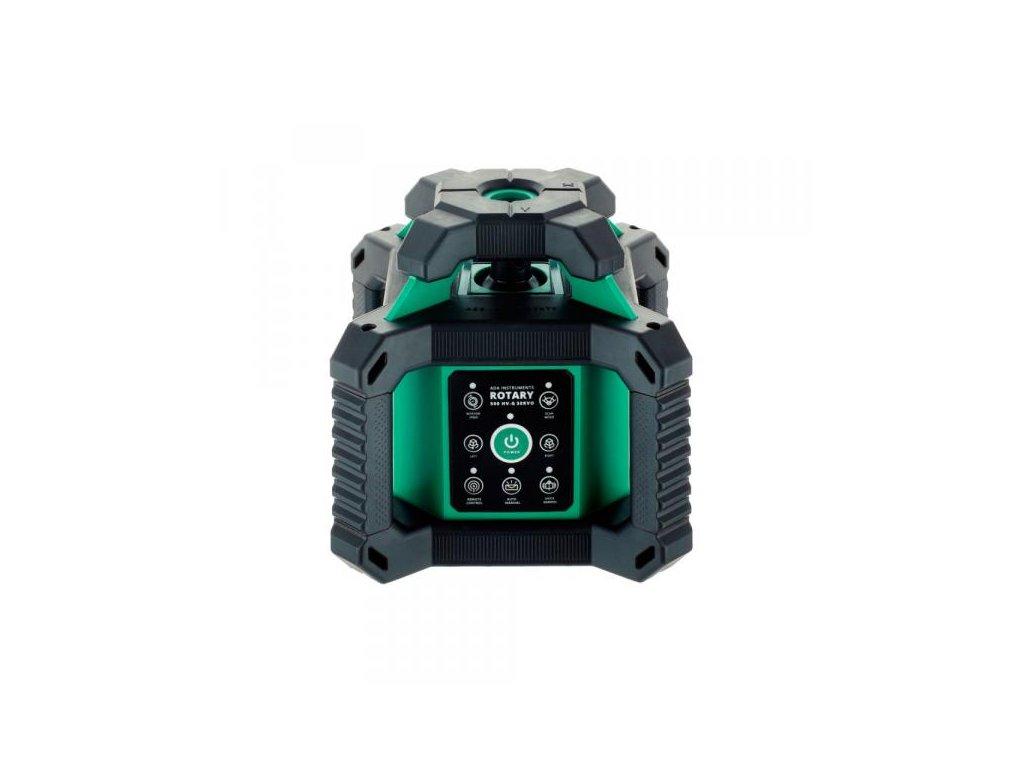 Rotačný laser ADA Rotary 500 HV Green - zelený lúč