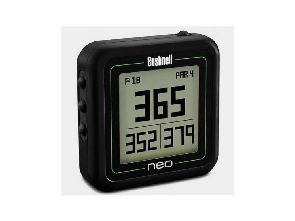 Bushnell NEO Ghost Golf GPS, World map.black