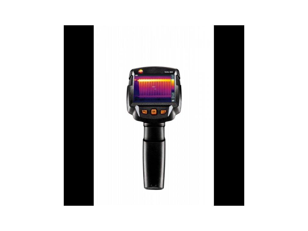 Testo 865 termografická kamera