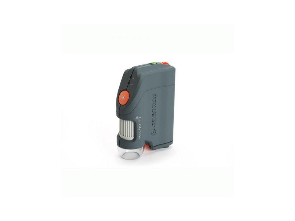 Celestron - Micro Fi Wi-Fi Handheld Microscope