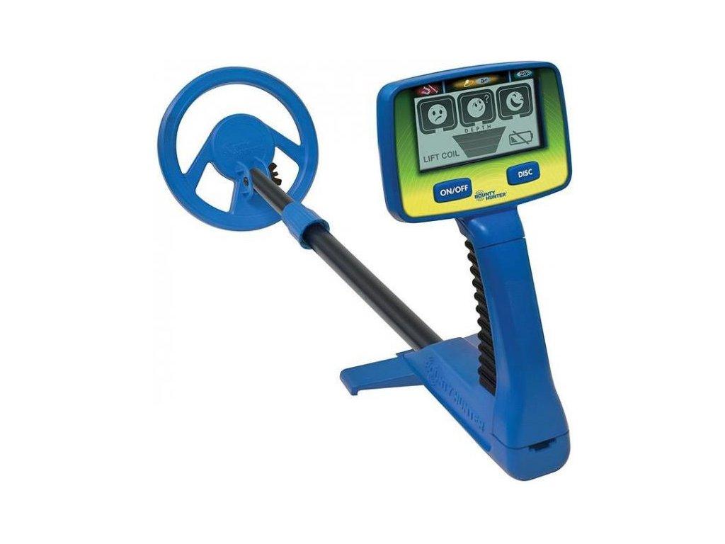 Detský detektor kovov Bounty Hunter Junior Target ID