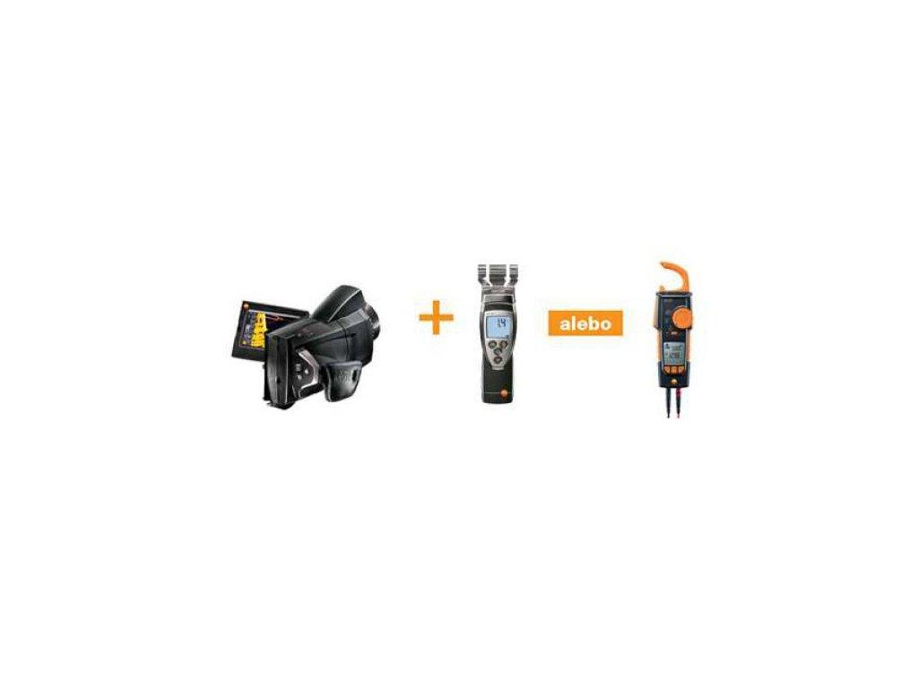 testo 890-1 termokamera Akciový SET