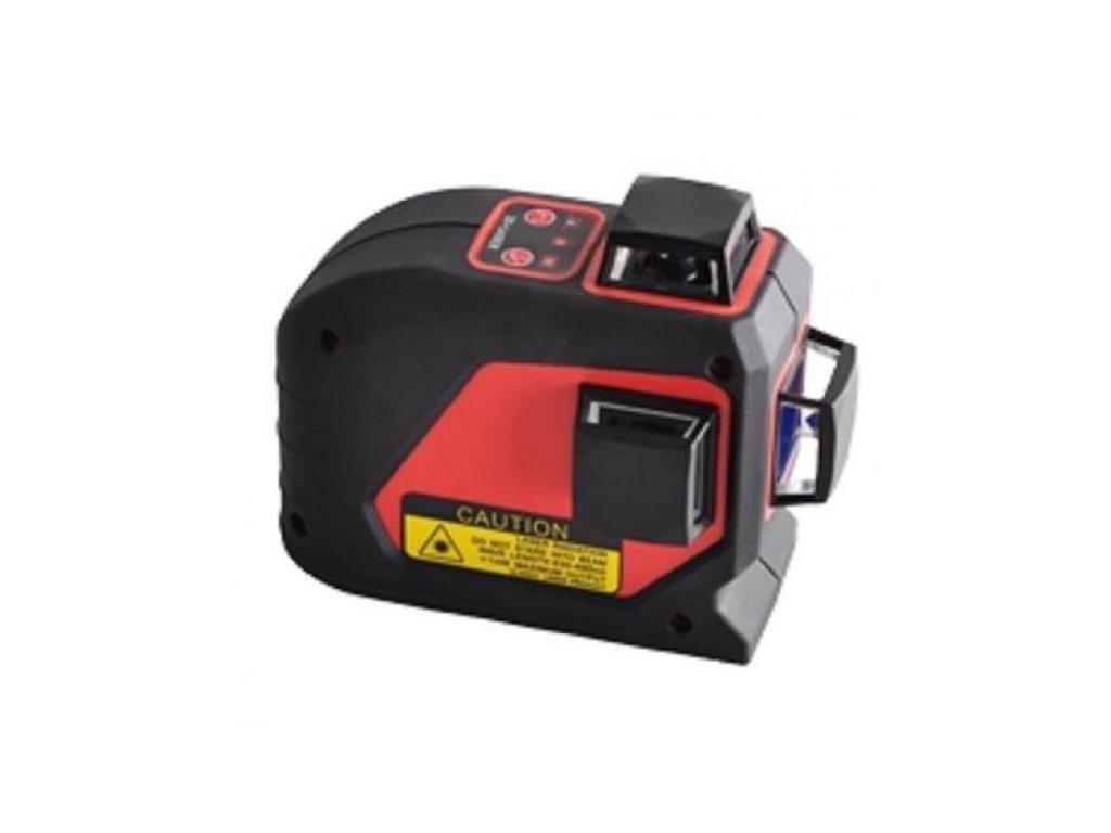 Krížový laser FKD MW-99T 3 x 360 - zelený lúč