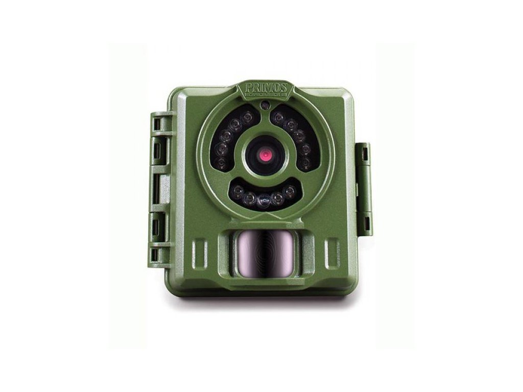 Primos - 8MP BULLET PROOF 2 CAM OD GREEN, LOW GLOW