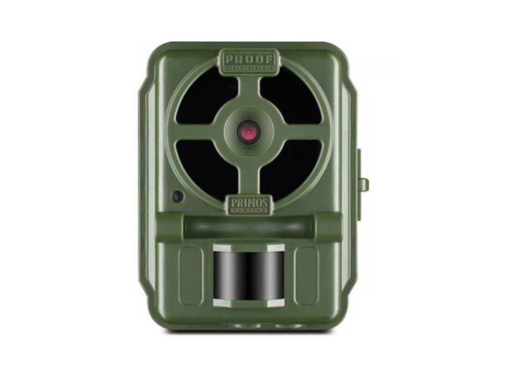 Primos - 10MP PROOF CAM 01 OD GREEN, LOW GLOW