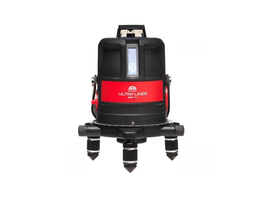 Krížový laser ADA Ultraliner 4V
