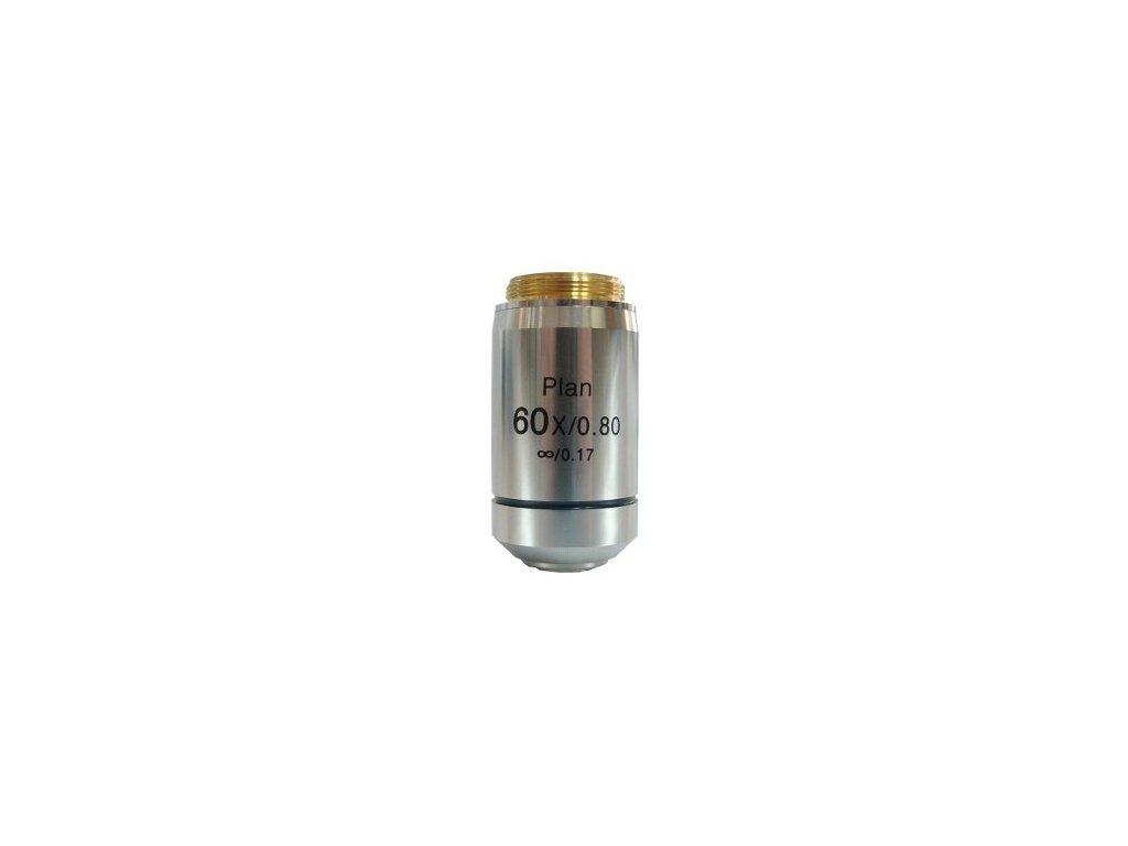 Objektiv PLAN 60x/0.80 pro Ev300