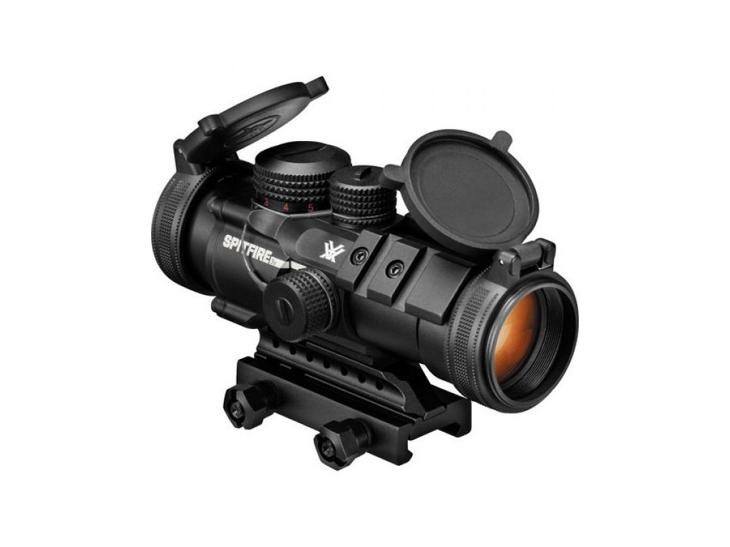 Vortex - Spitfire 1x Prism Scope with DRT Reticle