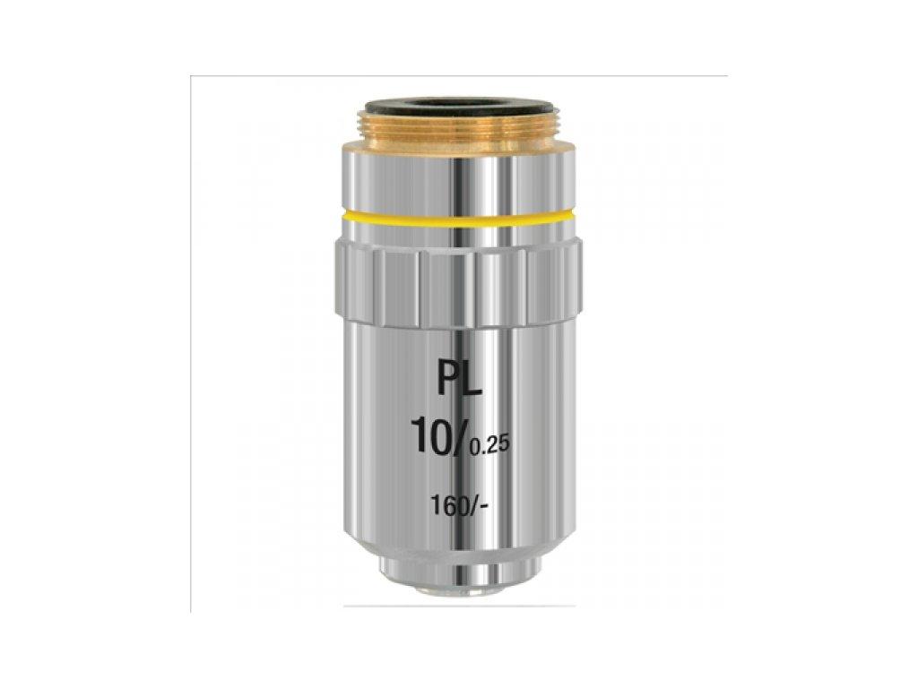 Objektív Bresser DIN PL-10x