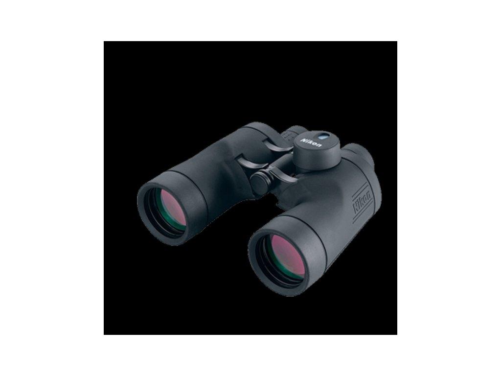 Nikon Marine 7x50IF WP Compass1