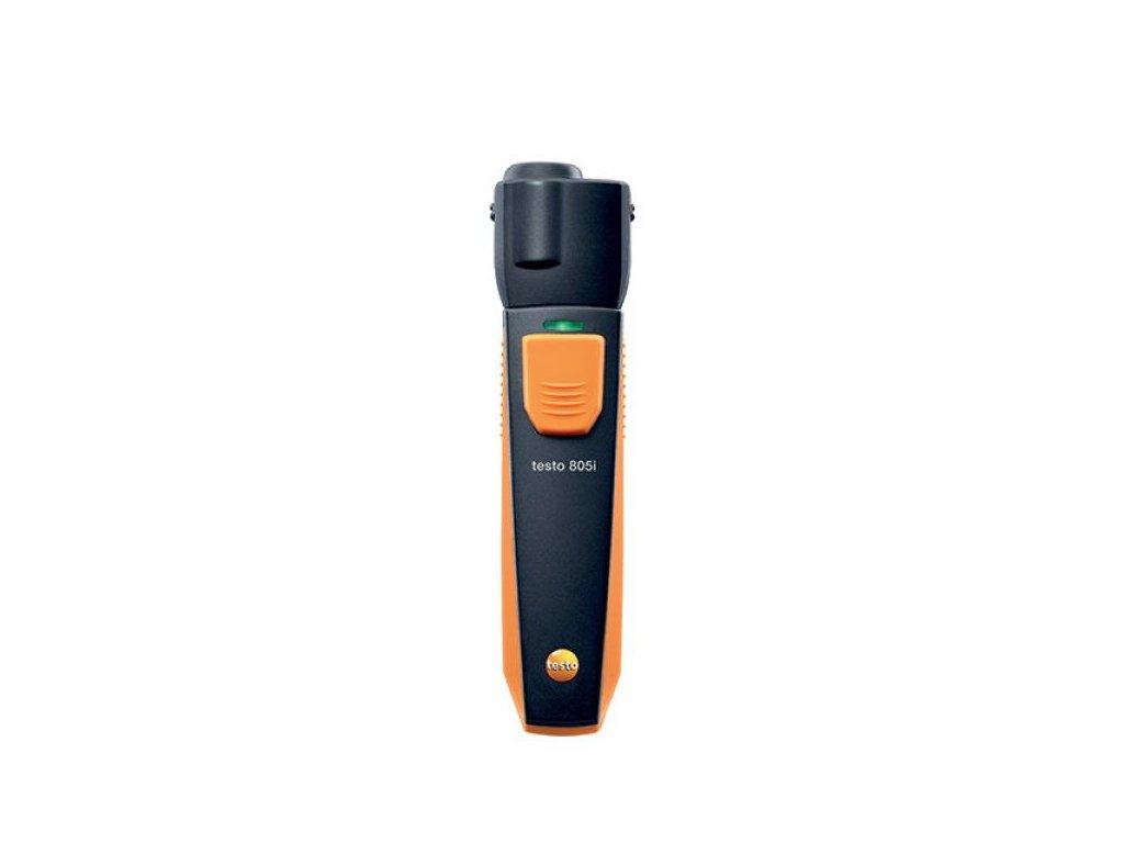 Testo 805i infračervený teplomer ovládaný cez smartphone