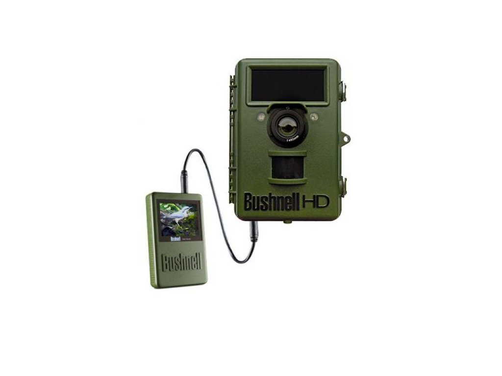 Bushnell-14MP NATUREVIEW CAM HD LIVE VIEW GREEN,NO
