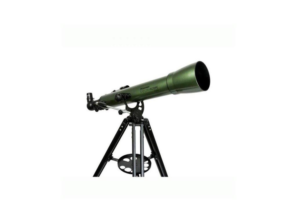 Celestron - ExploraScope 80AZ Telescope