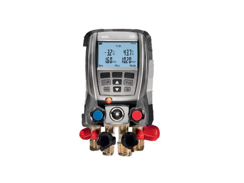 Testo 570-2 tlakomer set