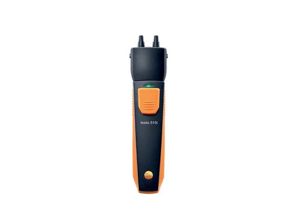 Testo 510i diferenčný tlakomer ovládaný cez smartphone