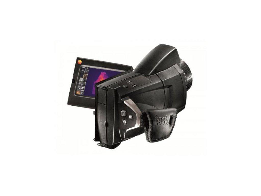 Testo 890 termokamera