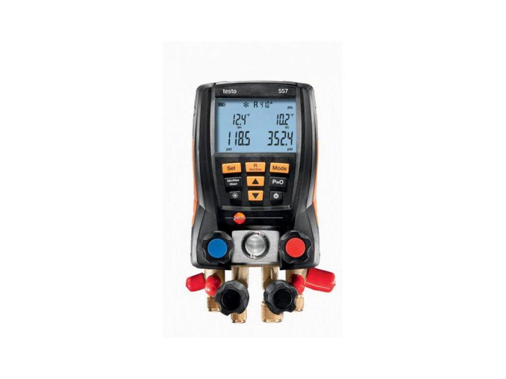 Testo 557-2 SET elektronický analyzátor chladenia