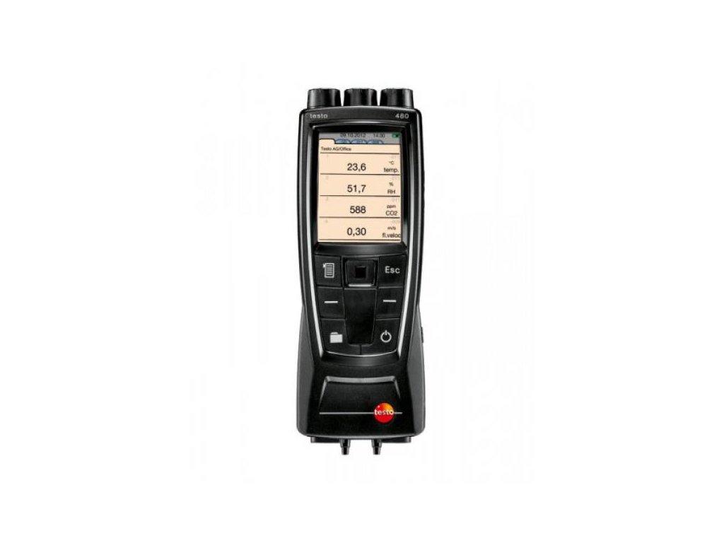 Testo 480 multifunkčný prístroj na meranie klímy