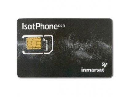 Predplatená SIM karta siete Inmarsat GSPS (kredit 50 jednotiek, platnosť 90 dní)
