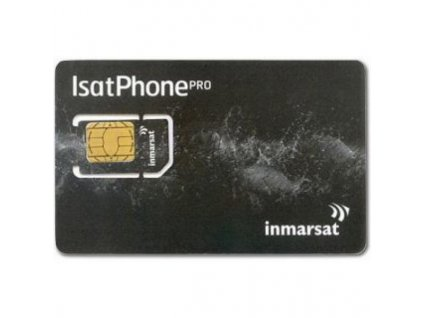 Predplatená SIM karta siete Inmarsat GSPS (prázdna)