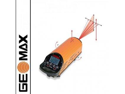 Kanálový laser Geomax QL125