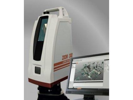 Laserový skener Geomax SPS Zoom300
