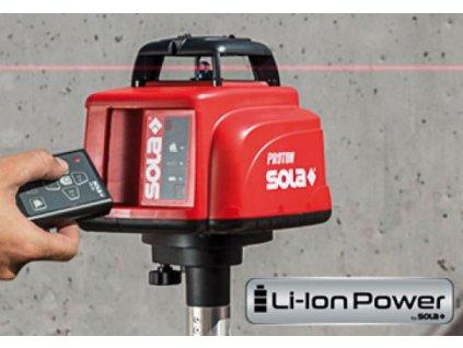 Rotačný laser SOLA PROTON SB