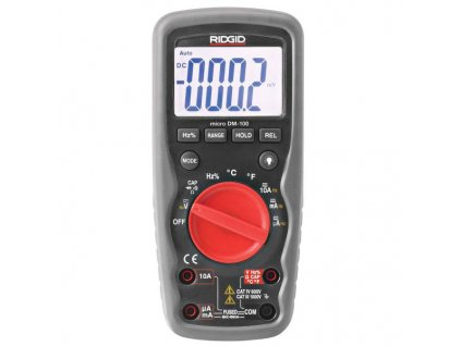 RIDGID Micro DM-100 Digitálny Multimeter