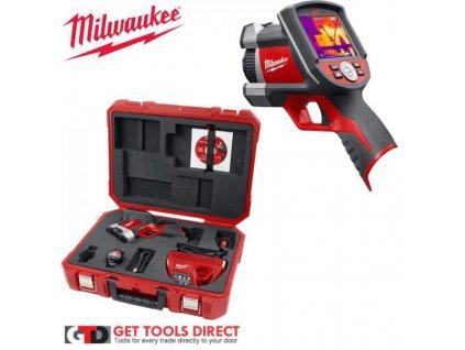 Termokamera Milwaukee M12 TI 160x120
