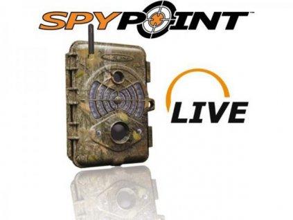 Fotopasca Spy Point s bezdrátovým prenosom-LIVE