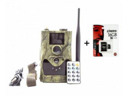 Fotopasca Scout Guard SG-880 MMS/GPRS-12Mpx Black 940nm
