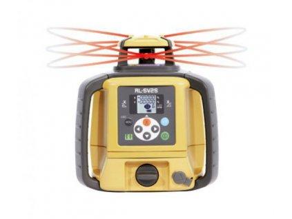 Rotačný laser Topcon RL-SV2S sklonový